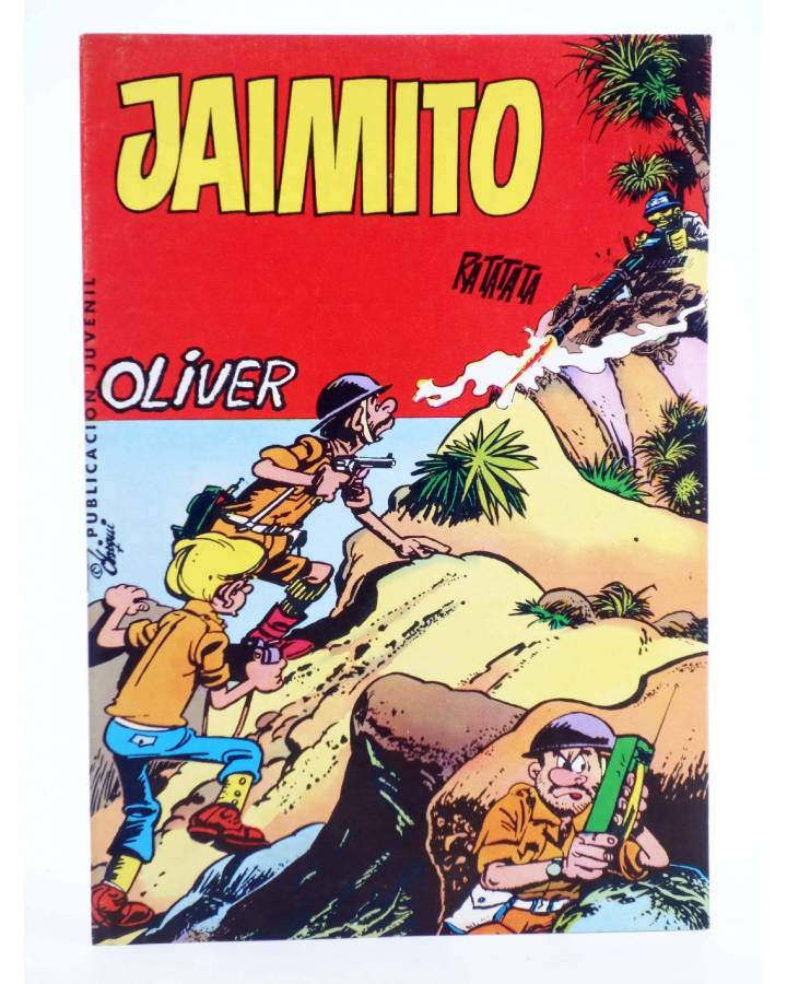 Cubierta de JAIMITO PUBLICACIÓN JUVENIL 1645. 17 Diciembre 1983 (Vvaa) Valenciana 1983