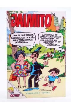 Cubierta de JAIMITO PUBLICACIÓN JUVENIL 1646. 24 Diciembre 1983 (Vvaa) Valenciana 1983