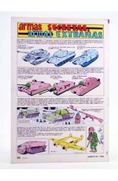 Contracubierta de JAIMITO PUBLICACIÓN JUVENIL 1646. 24 Diciembre 1983 (Vvaa) Valenciana 1983