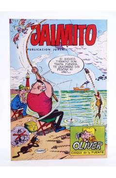 Cubierta de JAIMITO PUBLICACIÓN JUVENIL 1648. 07 Enero 1984 (Vvaa) Valenciana 1984