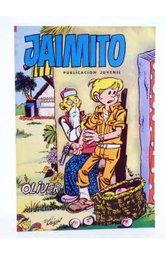 Cubierta de JAIMITO PUBLICACIÓN JUVENIL 1649. 14 Enero 1984 (Vvaa) Valenciana 1984