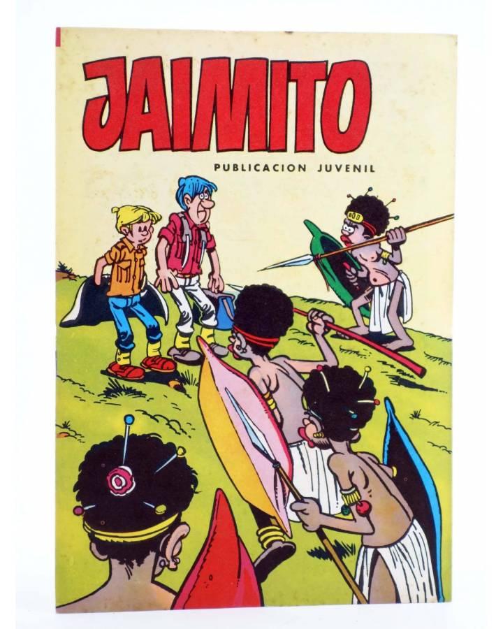 Cubierta de JAIMITO PUBLICACIÓN JUVENIL 1651. 28 Enero 1984 (Vvaa) Valenciana 1984