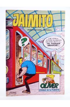 Cubierta de JAIMITO PUBLICACIÓN JUVENIL 1652. 04 Febrero 1984 (Vvaa) Valenciana 1984