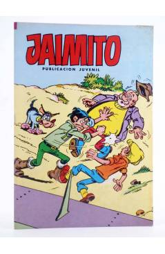 Cubierta de JAIMITO PUBLICACIÓN JUVENIL 1653. 11 Febrero 1984 (Vvaa) Valenciana 1984