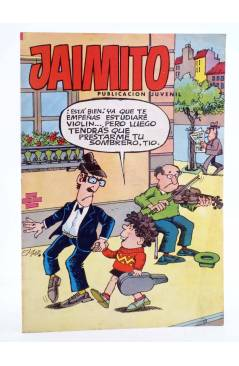 Cubierta de JAIMITO PUBLICACIÓN JUVENIL 1654. 18 Febrero 1984 (Vvaa) Valenciana 1984