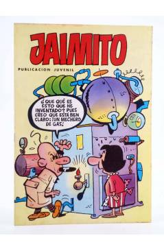 Cubierta de JAIMITO PUBLICACIÓN JUVENIL 1656. 03 Marzo 1984 (Vvaa) Valenciana 1984