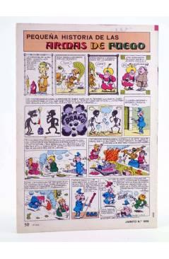 Contracubierta de JAIMITO PUBLICACIÓN JUVENIL 1658. 17 Marzo 1984 (Vvaa) Valenciana 1984