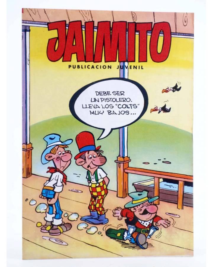 Cubierta de JAIMITO PUBLICACIÓN JUVENIL 1661. 14 Abril 1984 (Vvaa) Valenciana 1984