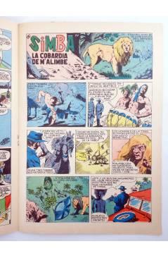 Muestra 2 de JAIMITO PUBLICACIÓN JUVENIL 1664. 05 Mayo 1984 (Vvaa) Valenciana 1984