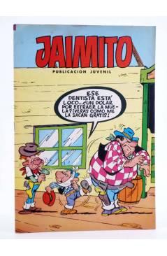 Cubierta de JAIMITO PUBLICACIÓN JUVENIL 1665. 12 Mayo 1984 (Vvaa) Valenciana 1984