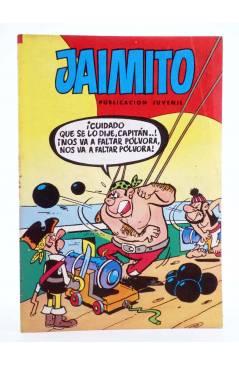 Cubierta de JAIMITO PUBLICACIÓN JUVENIL 1667. 26 Mayo 1984 (Vvaa) Valenciana 1984