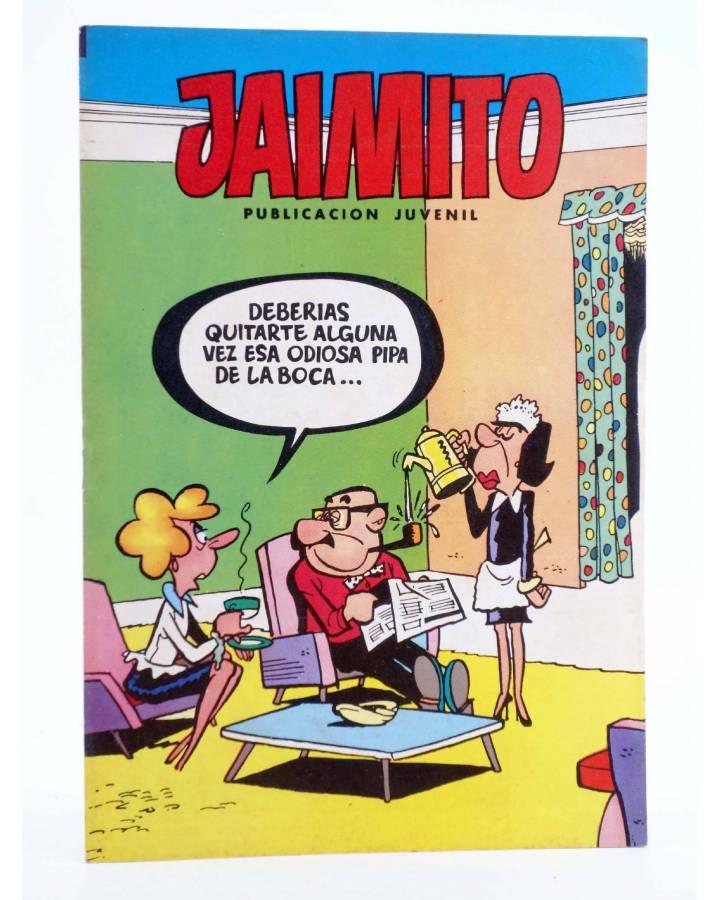 Cubierta de JAIMITO PUBLICACIÓN JUVENIL 1668. 02 Junio 1984 (Vvaa) Valenciana 1984