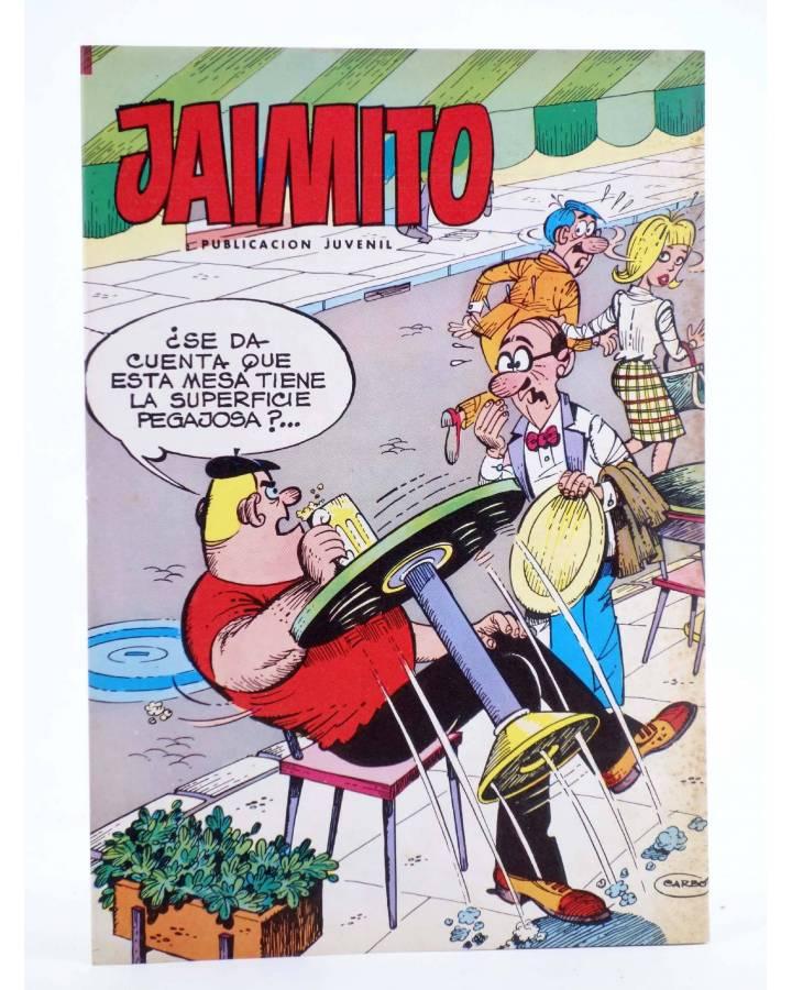 Cubierta de JAIMITO PUBLICACIÓN JUVENIL 1669. 09 Junio 1984 (Vvaa) Valenciana 1984