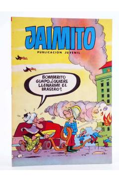Cubierta de JAIMITO PUBLICACIÓN JUVENIL 1670. 16 Junio 1984 (Vvaa) Valenciana 1984