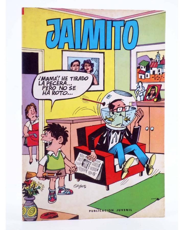 Cubierta de JAIMITO PUBLICACIÓN JUVENIL 1678. 11 Agosto 1984 (Vvaa) Valenciana 1984