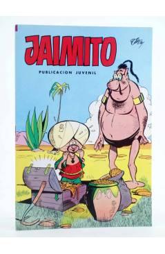 Cubierta de JAIMITO PUBLICACIÓN JUVENIL 1679. 18 Agosto 1984 (Vvaa) Valenciana 1984