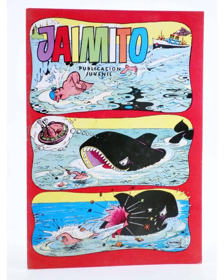 Cubierta de JAIMITO PUBLICACIÓN JUVENIL 1682. 08 Septiembre 1984 (Vvaa) Valenciana 1984