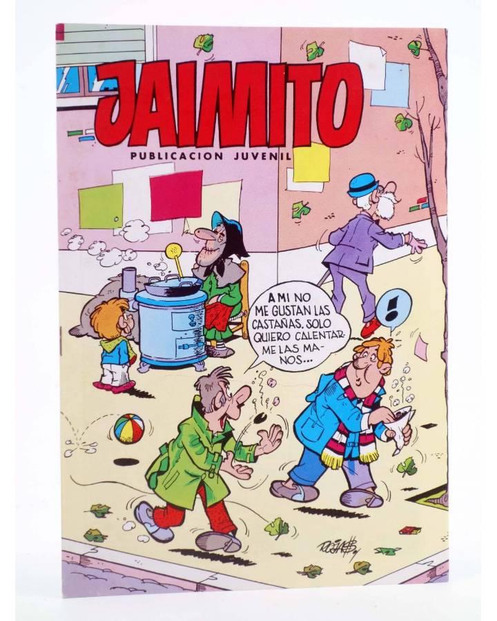 Cubierta de JAIMITO PUBLICACIÓN JUVENIL 1685. 29 Septiembre 1984 (Vvaa) Valenciana 1984
