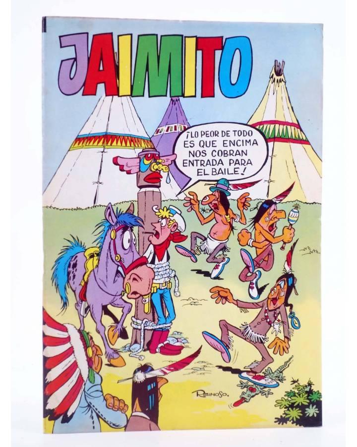 Cubierta de JAIMITO PUBLICACIÓN JUVENIL 1688. 1 Nov 1984 (Vvaa) Valenciana 1984. ÚLTIMO Nº. DIFÍCIL