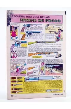 Contracubierta de JAIMITO PUBLICACIÓN JUVENIL 1688. 1 Nov 1984 (Vvaa) Valenciana 1984. ÚLTIMO Nº. DIFÍCIL