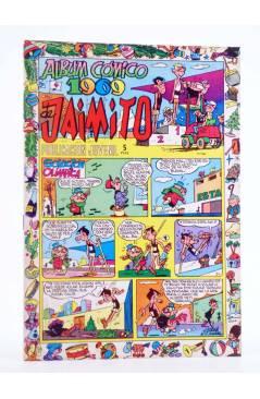 Cubierta de JAIMITO Album comico 1969. 23 Noviembre 1968 (Vvaa) Valenciana 1968. SOLUCIÓN OLÍMPICA