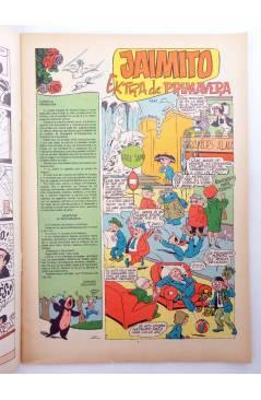 Muestra 1 de JAIMITO PUBLICACIÓN JUVENIL 1323. 12 Abril 1975 (Vvaa) Valenciana 1975. EXTRA DE PRIMAVERA