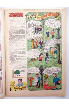 Muestra 1 de JAIMITO PUBLICACIÓN JUVENIL 1347. 27 Noviembre 1975 (Vvaa) Valenciana 1975. EXTRA DE OTOÑO