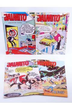 Muestra 1 de JAIMITO PUBLICACIÓN JUVENIL LOTE 2. LOTE DE 25 (Vvaa) Valenciana 1983