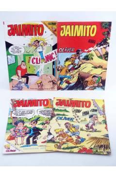 Muestra 2 de JAIMITO PUBLICACIÓN JUVENIL LOTE 2. LOTE DE 25 (Vvaa) Valenciana 1983