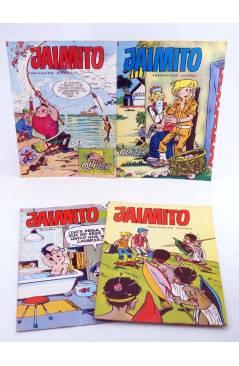 Muestra 3 de JAIMITO PUBLICACIÓN JUVENIL LOTE 2. LOTE DE 25 (Vvaa) Valenciana 1983