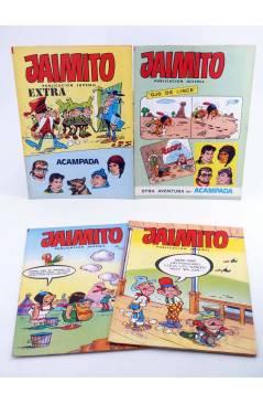 Muestra 4 de JAIMITO PUBLICACIÓN JUVENIL LOTE 2. LOTE DE 25 (Vvaa) Valenciana 1983