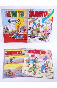 Muestra 5 de JAIMITO PUBLICACIÓN JUVENIL LOTE 2. LOTE DE 25 (Vvaa) Valenciana 1983