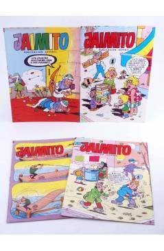Muestra 6 de JAIMITO PUBLICACIÓN JUVENIL LOTE 2. LOTE DE 25 (Vvaa) Valenciana 1983