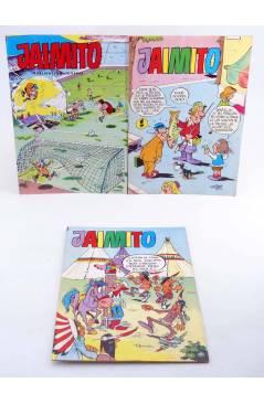 Muestra 7 de JAIMITO PUBLICACIÓN JUVENIL LOTE 2. LOTE DE 25 (Vvaa) Valenciana 1983