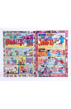Muestra 8 de JAIMITO PUBLICACIÓN JUVENIL LOTE 2. LOTE DE 25 (Vvaa) Valenciana 1983