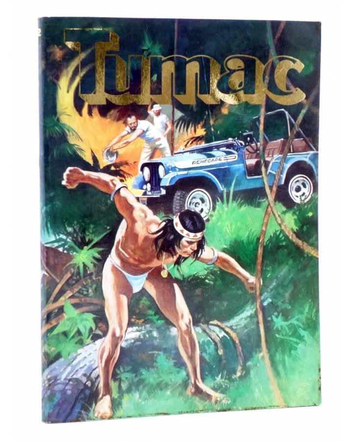 Cubierta de TUMAC RETAPADO 2. NÚMEROS 5 A 8 (Pinto / Amador / Blasco) Dalmau Socias 1979