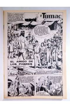 Muestra 1 de TUMAC RETAPADO 2. NÚMEROS 5 A 8 (Pinto / Amador / Blasco) Dalmau Socias 1979