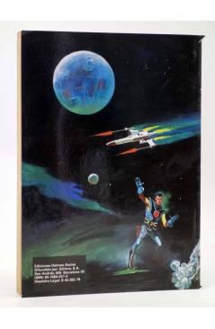 Contracubierta de DAN DARE RETAPADO 2. NÚMEROS 5 A 8 (Gibbons / Belardinelli Etc) Dalmau Socias 1979