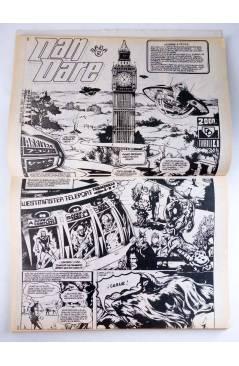 Muestra 3 de DAN DARE RETAPADO 2. NÚMEROS 5 A 8 (Gibbons / Belardinelli Etc) Dalmau Socias 1979