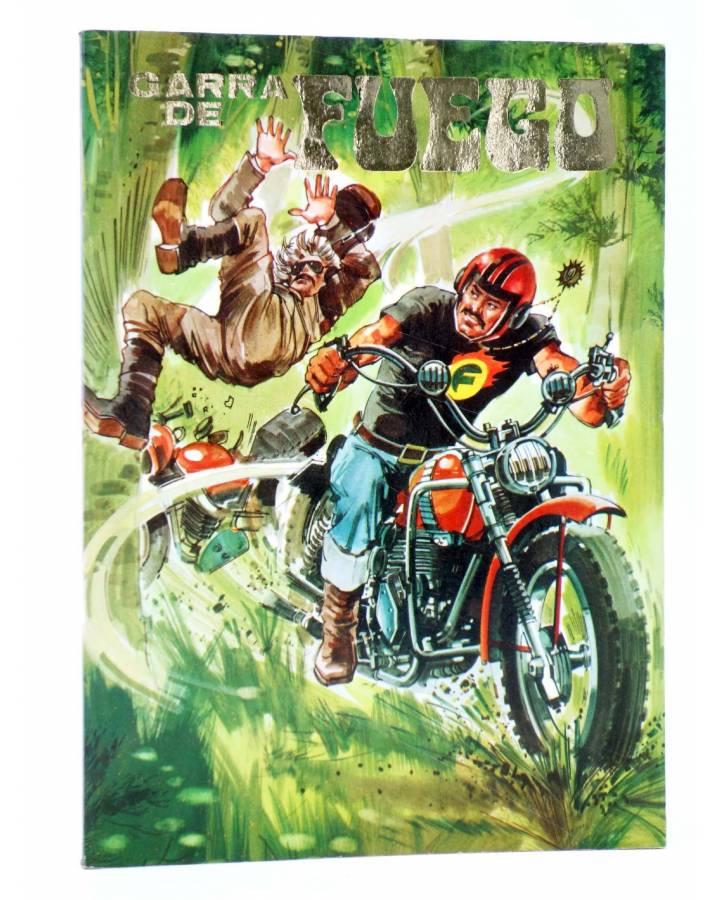 Cubierta de GARRA DE FUEGO RETAPADO 1. NºS 1 A 4 (Vvaa) Dalmau Socias 1981