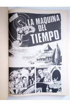 Muestra 1 de GARRA DE FUEGO RETAPADO 1. NºS 1 A 4 (Vvaa) Dalmau Socias 1981