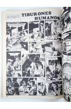 Muestra 4 de GARRA DE FUEGO RETAPADO 1. NºS 1 A 4 (Vvaa) Dalmau Socias 1981