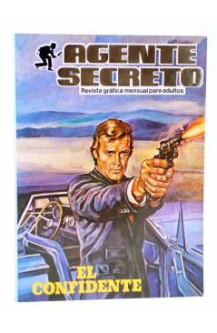 Cubierta de RETAPADO AGENTE SECRETO 11 Y 12 / TOP SECRET 2 Y 3 (Vvaa) Epesa 1982