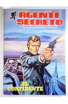 Muestra 1 de RETAPADO AGENTE SECRETO 11 Y 12 / TOP SECRET 2 Y 3 (Vvaa) Epesa 1982