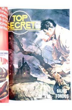 Muestra 3 de RETAPADO AGENTE SECRETO 11 Y 12 / TOP SECRET 2 Y 3 (Vvaa) Epesa 1982
