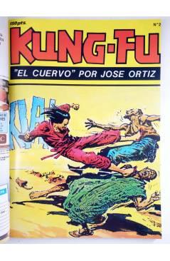 Muestra 2 de KUNG FU RETAPADO 1. Nºs 1 A 6. ARTES MARCIALES EN HISTORIETAS (José Ortiz) Iru 1987