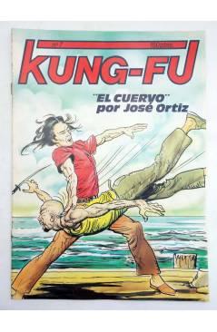 Muestra 7 de KUNG-FU RETAPADO 1 a 6 + nº 7. COMPLETA. ARTES MARCIALES EN HISTORIETAS (José Ortiz) Iru 1987