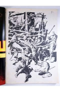 Muestra 8 de KUNG-FU RETAPADO 1 a 6 + nº 7. COMPLETA. ARTES MARCIALES EN HISTORIETAS (José Ortiz) Iru 1987