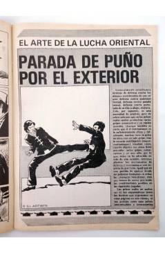 Muestra 5 de KUNG FU. LAS AVENTURAS DE LOS INVENCIBLES 43. UNION PACIFIC (Ortiz / López) Amaika 1979