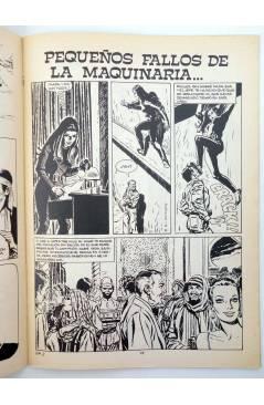 Muestra 2 de KUNG FU. LAS AVENTURAS DE LOS INVENCIBLES 46. TORTURA (José Ortiz / Salvador) Amaika 1981